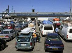 Parkings en España: Parking Algeciras