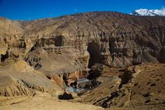 Kali Gandaki GorgeNepal is the proud custodian of world's deepest gorge- the famous Kali Gandaki Gorge. This gorge has tremendous influence on business and is being used for centuries as a trade route between Tibet and Nepal.