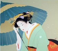 Through the Sapphire Sky: The Uemura Shōen Exhibition -exquisite beauty expressed-