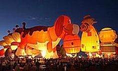 Everything You Need to Know About Balloon Fiesta: Balloon Fiesta Events