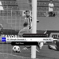 OLIPAOK 1-1 #UEL #DareToDream
