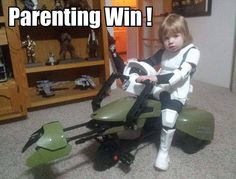 Scout Trooper, Cosplay, Star Wars..... If I had a kid...........