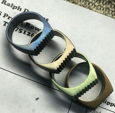 Jaw-Jacker Rings