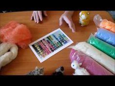Виды шерсти для валяния; http://feltstory.ru/kakuyu-sherst-luchshe-kupit