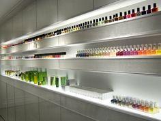 Ten over Ten   Retail & Polish display