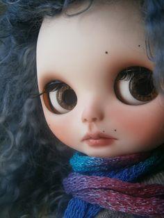 OOAK Custom Blythe Doll Marcia.