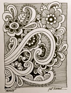 Doodle Drawing Ideas | Most importantly, Doodling is fun, and you can't make a mistake -- it ...