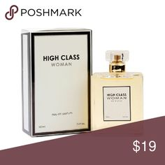 HIGH CLASS WOMAN PERFUME 3.4OZjust HIGH CLASS WOMAN, CHARMING IMPRESSION PERFUME OF CHANEL No. 5, 3.4 oz? CHANEL Other