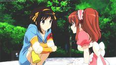 Anime - The Melancholy of Haruhi Suzumiya