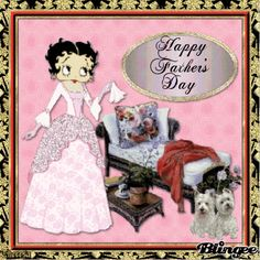 betty boop memorial day pictures