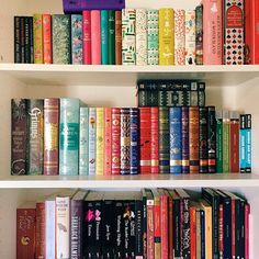 WEBSTA @ bookwormeverlasting - Day 17: Shelfie!#lilbookishseptember This is currently the most organized part of my shelves. Fortunately, it's also my favorite section of my bookshelves. Do you guys have a favorite section on your bookshelves?