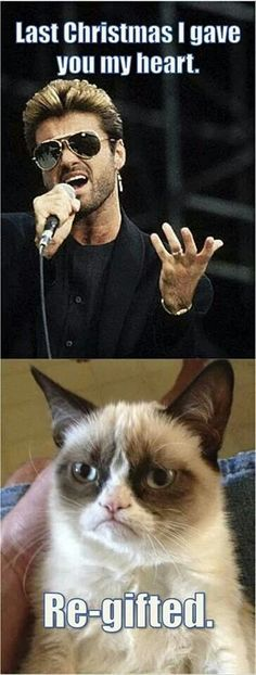 Grumpy Cat Christmas Meme Buzzfeed