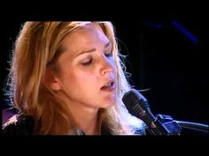 "Diana Krall singing Joni Mitchell's ""A Case of You"""
