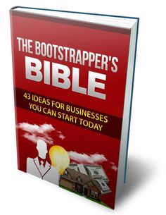 awesome The Bootstrappers Bible