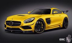 Mercedes-AMG GT by German Special Customs....