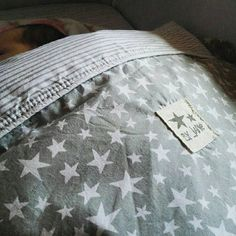Jane Babyside Crib - Stars