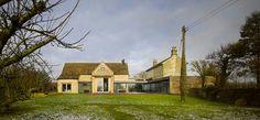 Restoration of victorian farm_Furzey farm house