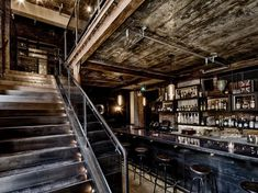 The Best New Bars and Nightclubs of 2013 : Condé Nast Traveler