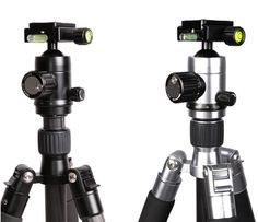 #carbon fiber tripod# two colors:black and silver