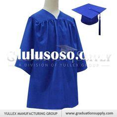 How to Make a Homemade Graduation Gown | Homemade, Graduation ...