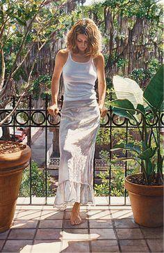 In the Warm Savannah Sun by Steve Hanks