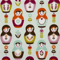 Matryoshka | modeS Blog Pattern