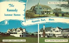 Bobby Kennedy's Hyannis port house - Google Search