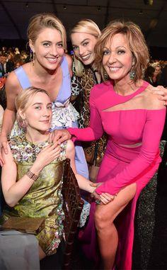 Saoirse Ronan, Greta Gerwig, Margot Robbie & Allison Janney: The Big Picture: Today's Hot Photos