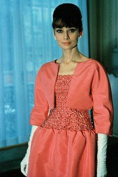 Audrey photographed by Howell Conant,1962