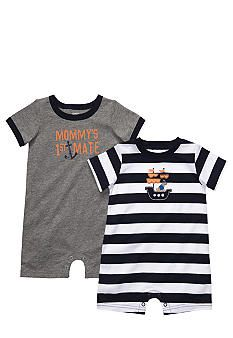 """Mommy's 1st Mate & nautical onesie.- Liam has these """")"""