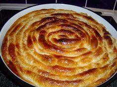 Culinary journey through the Balkans Pastry Recipes, Cooking Recipes, Healthy Recipes, Macedonian Food, Polenta Recipes, Kolaci I Torte, Cheese Pies, Croatian Recipes, Food And Drink