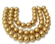 glass pearl beads, 6mm glass beads, pearls, 6mm round beads, 6mm gold beads, 6mm pearls, glass pearls, jewellery supplies, jewelry supplies by vickysjewelrysupply. Explore more products on http://vickysjewelrysupply.etsy.com
