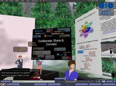 ACRL Information Literacy Panel - Second Life 13 Nov 2009