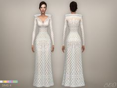 Collection - Ekaterina for The Sims 4 by BEO (2)