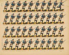Soldatini di carta Gustav kuhn no. 9688 [marine] D-neuruppin (1901-1940) | Arte y antigüedades, Objetos antiguos y juguetes, Juguetes antiguos | eBay!