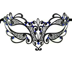 Imgs For > Venetian Masquerade Masks Template