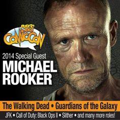 Ya Michael Rooker está en #PR para el Puerto Rico Comic Con 2014. ¡NO TE LO PIERDAS! No dejes para después lo que puedes hacer HOY.   Compra y Recoge tus boletos AQUÍ ▶ http://www.ticketpop.com/es/donde-comprar/outlets .   BOLETOS ▶ http://www.ticketpop.com/es/events/detail/puerto-rico-comic-con-2014