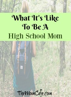 Image of #teen girl. Read what this #mom experiences while raising her #teenage #daughter. What it's like to be a High school mom in the throes of #parenting. #article