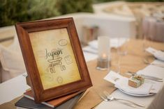 Table Assignment Sign + Location from a Vintage Travel Bar Mitzvah Party via Kara's Party Ideas - KarasPartyIdeas.com (17)