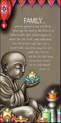 """Buy the beautiful """"Family"""" affirmation canvas print from New Age Markets. This unique 30 x design by artist Lisa Pollock features inspirational text. Kiss Quotes For Her, Kissing Quotes, Canvas Quotes, Art Quotes, Buddha Canvas, Family Canvas, Inspirational Artwork, Instagram Quotes, Beautiful Family"""