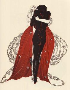 Drawing by Alastair aka Hans Henning Otto Harry Baron von Voigt (German, 1887-1969)