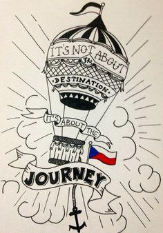 It\'s not about the destination...