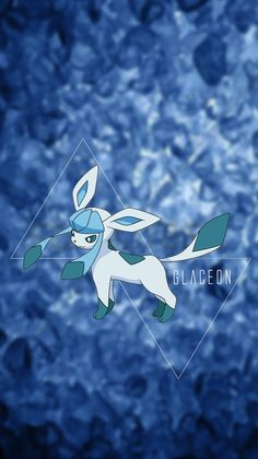 Wallpaper Glaceon