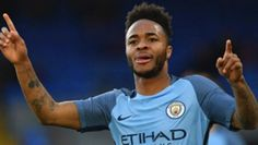 Pep Guardiola persuade Raheem Sterling to sign a new contract at Manchester City as the England star delay to sign a new deal. Soccer World Cup 2018, Barcelona Players, Mikel Arteta, Raheem Sterling, Europe News, Pep Guardiola, Declaration Of Independence, Goalkeeper, Manchester City