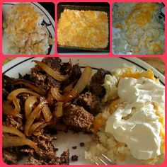 Dinnerrrr!!! Since everyone else is eating burgers and hot dogs...I am too!! I enjoyed a burger with grilled onions and some twice baked mashed #cauliflower. I KNOW I need to workout today. Sure hope I can talk myself into it!! #memorialday #mdw #monday  #keto #ketogenicdiet #lowcarb #lchf #lowcarbhighfat #weightlossmotivation #weightlossjourney #weightloss #losingweight #inspire #weights #fitness #fitgirls #fitfam #slimmingworld #gym #gymlife #cardio #fitspo #exercise #diet #girlswholift…