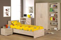 DUALLA JEUNE - Sobre et élégante, cette chambre de jeune qui plaira forcément à votre enfant | Meubles Toff