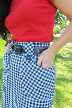 button belt tabs