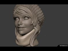 It's been a while, so I thought I'd do a Valentine's Day sculpt. I don't think I've ever had the foresight before to do a holiday sculpt at the right time. I...