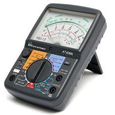 KT8260L Test Pen Analog Multimeter ACV/DCV/DCA/Electric Resistance Tester FZE   eBay