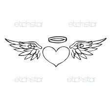 Image result for angel wings tattoo designs